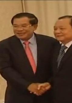 Tăng cường hợp tác giữa TP.HCM và Campuchia