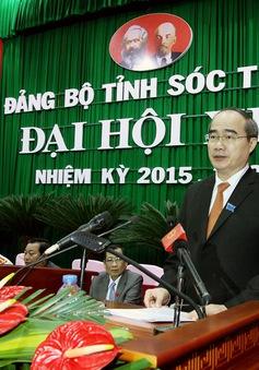 Khai mạc Đại hội Đảng bộ tỉnh Sóc Trăng