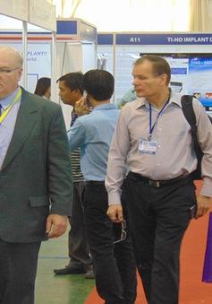 Nhiều cơ hội cho DN tại Triển lãm quốc tế chuyên ngành y dược