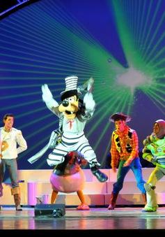 Disney khuấy động sân khấu Hòa Bình