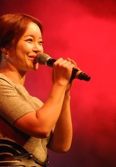 """Nữ hoàng nhạc phim Baek Ji Young """"mê hoặc"""" khán giả trẻ"""
