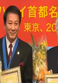 Đại sứ đặc biệt Sugi Ryotaro -người bạn của Việt Nam