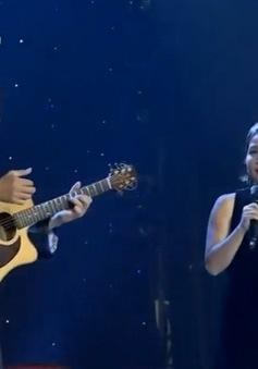 Du ca Việt: Mỹ Linh gây mê khán giả Nam Định với 'Chị tôi'