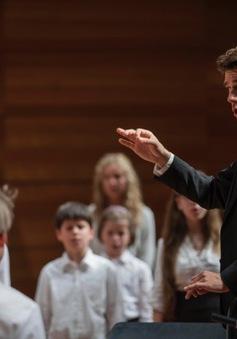 Dàn hợp xướng thiếu nhi Nhà hát Opera quốc gia Đức đến Hà Nội