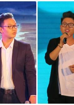 Đức Phúc, Hoàng Dũng tái ngộ trong đêm chung kết Hoa khôi sinh viên 2015