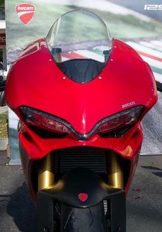 Ảnh thực tế siêu motor Ducati 1299 Panigale mới ra mắt