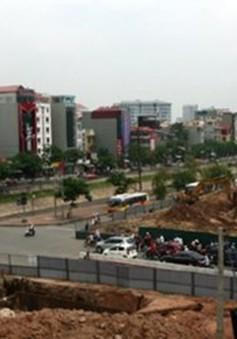 Phân luồng giao thông nút giao đường Bưởi - Hoàng Hoa Thám từ 10/11