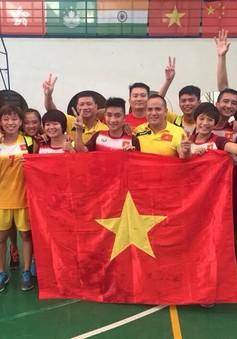 Đá cầu Việt Nam nhất toàn đoàn tại Giải đá cầu vô địch thế giới