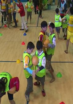 Tác động của bóng đá cộng đồng với trẻ em khuyết tật
