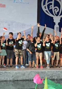Việt Nam giành nhiều giải thưởng lớncuộc thi hợp xướng quốc tế lần IV