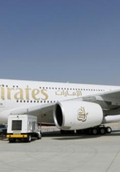 Máy bay A380 hạ cánh khẩn cấp tại Sri Lanka