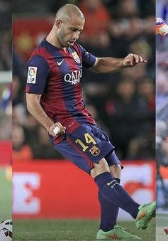 Barcelona đóng góp 3 cái tên trong ĐHTB Copa America 2015