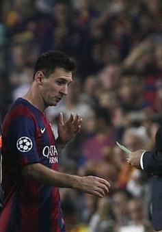 HLV Luis Enrique khẳng định Messi sẽ ở lại Barcelona