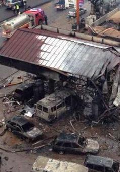 Ghana: Nổ trạm xăng khiến ít nhất 78 người thiệt mạng