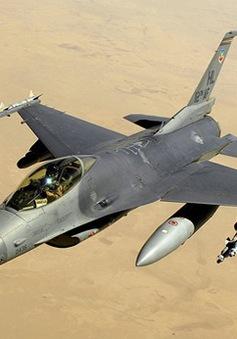 Iraq lần đầu sử dụng máy bay F-16 chống IS