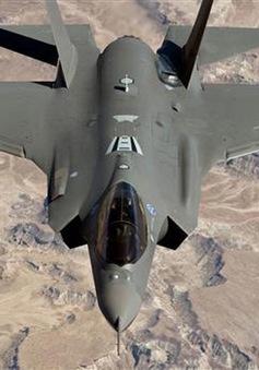 Mỹ bán máy bay chiến đấu F-35 cho Israel