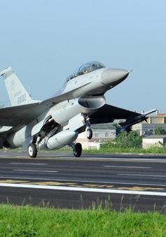 Mỹ triển khai máy bay chiến đấu tới Thổ Nhĩ Kỳ