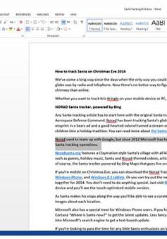 Sao chép và di chuyển văn bản trong MS Word bằng phím F2