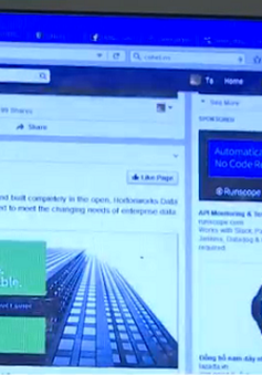 Hình thức phát tán virus mới đe dọa người dùng Facebook tại Việt Nam