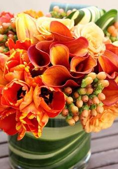 Bí quyết đơn giản để có bình hoa đẹp
