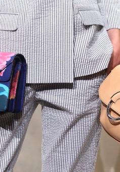 Mê mẩn các mẫu túi xách ở Tuần lễ thời trang mùa Xuân 2016
