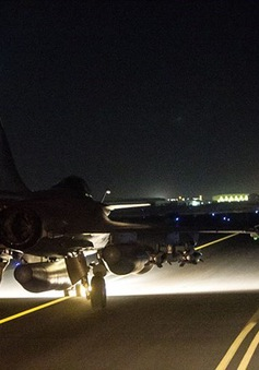 Pháp sẵn sàng cho đợt không kích mới vào IS