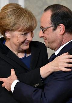 Pháp và Đức quyết tâm xây dựng một châu Âu vững mạnh