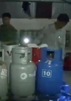 Cơ sở Ga Việt 'đút túi' hơn 4 tỷ đồng mỗi tháng từ gas giả