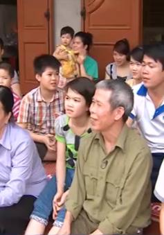 Trò chuyện với cặp vợ chồng có 14 con ở Hà Nội