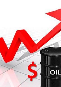 Giá dầu tăng theo chứng khoán