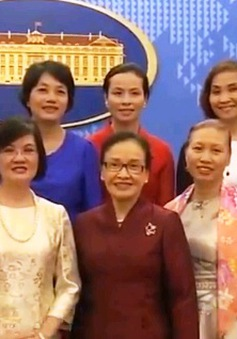 Giao lưu phụ nữ cộng đồng ASEAN tại Hà Nội