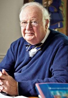 Giáo sư Angus Deaton giành giải Nobel Kinh tế 2015