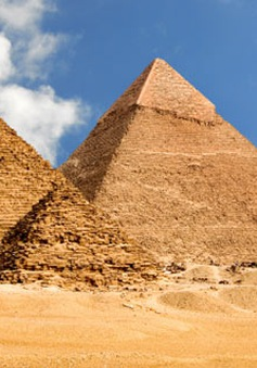 Ai Cập chuẩn bị 'nội soi' các kim tự tháp