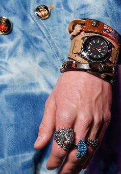 Gucci ra mắt đồ thời trang nổi bật cho nam giới