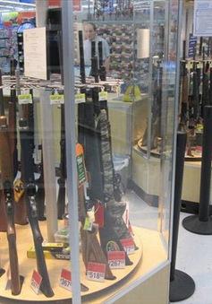 """Vấn đề kiểm soát súng đạn tại Mỹ """"nóng"""" trở lại"""