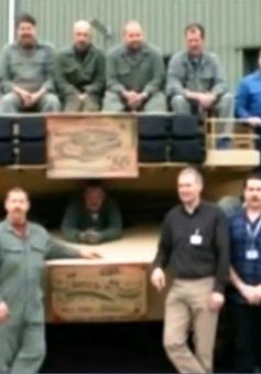 Hà Lan: Nhiều thợ sửa xe tăng mắc ung thư
