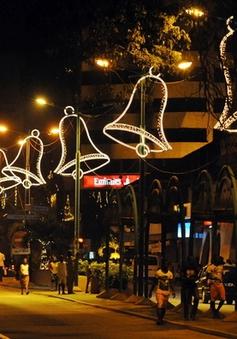 Nhiều điểm giữ xe tại Hà Nội đêm Noel