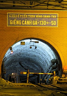 Quảng Ninh: Tìm thấy thi thể 2 công nhân mắc kẹt trong hầm lò