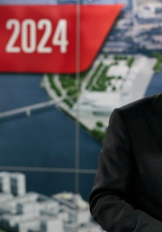 TP Hamburg (Đức) rút tên khỏi danh sách đăng cai Olympics 2024