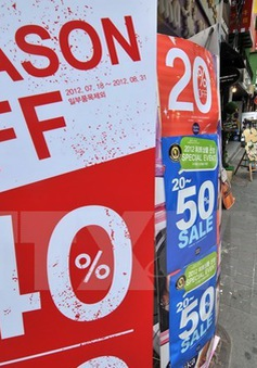 Hàn Quốc đặt mục tiêu tăng trưởng 3% năm 2016