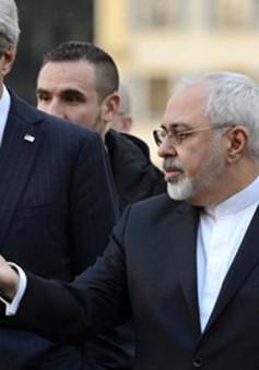 Đàm phán hạt nhân Iran bước vào thời hạn chót