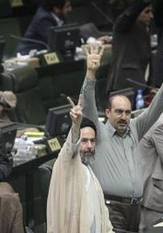Quốc hội Iran thông qua thỏa thuận hạt nhân lịch sử
