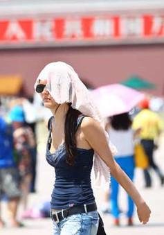 Nắng nóng hoành hành ở Trung Quốc