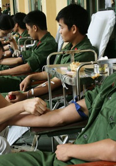 Ngày Thế giới tôn vinh người hiến máu