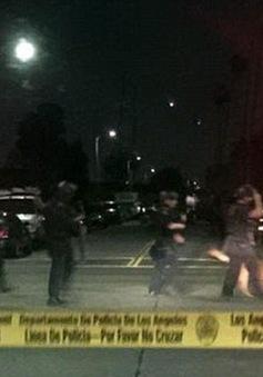 Hai cảnh sát Mỹ bị bắn ở Los Angeles