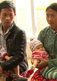 Cúng bái khi trẻ bị bệnh - hủ tục cần loại bỏ ở vùng cao