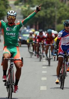 Giải đua xe đạp Cúp truyền hình TP.HCM: Hồ Văn Phúc giành Áo Vàng