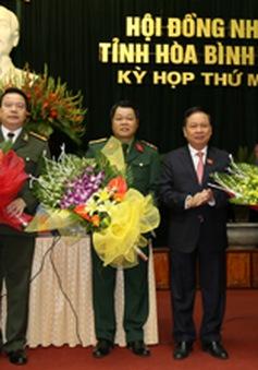 UBND tỉnh Hòa Bình có 3 nhân sự mới