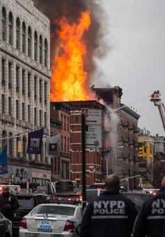 Còn 2 nạn nhân mất tích trong vụ hỏa hoạn tại New York