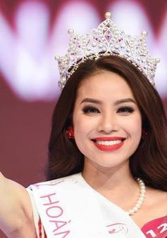 CK Hoa hậu Hoàn vũ Việt Nam 2015 và những hình ảnh khó quên